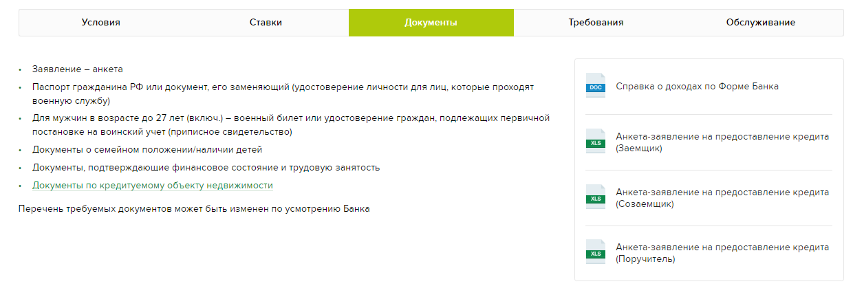 Как взять кредит в россельхозбанке какие документы онлайн заявки на кредиты луховицы