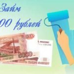 Как взять онлайн займ 10000 рублей на карту без отказа?